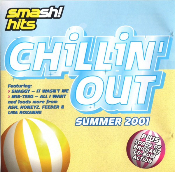 Smash Hits! Chillin' Out – Summer 2001 CD-ROM Content