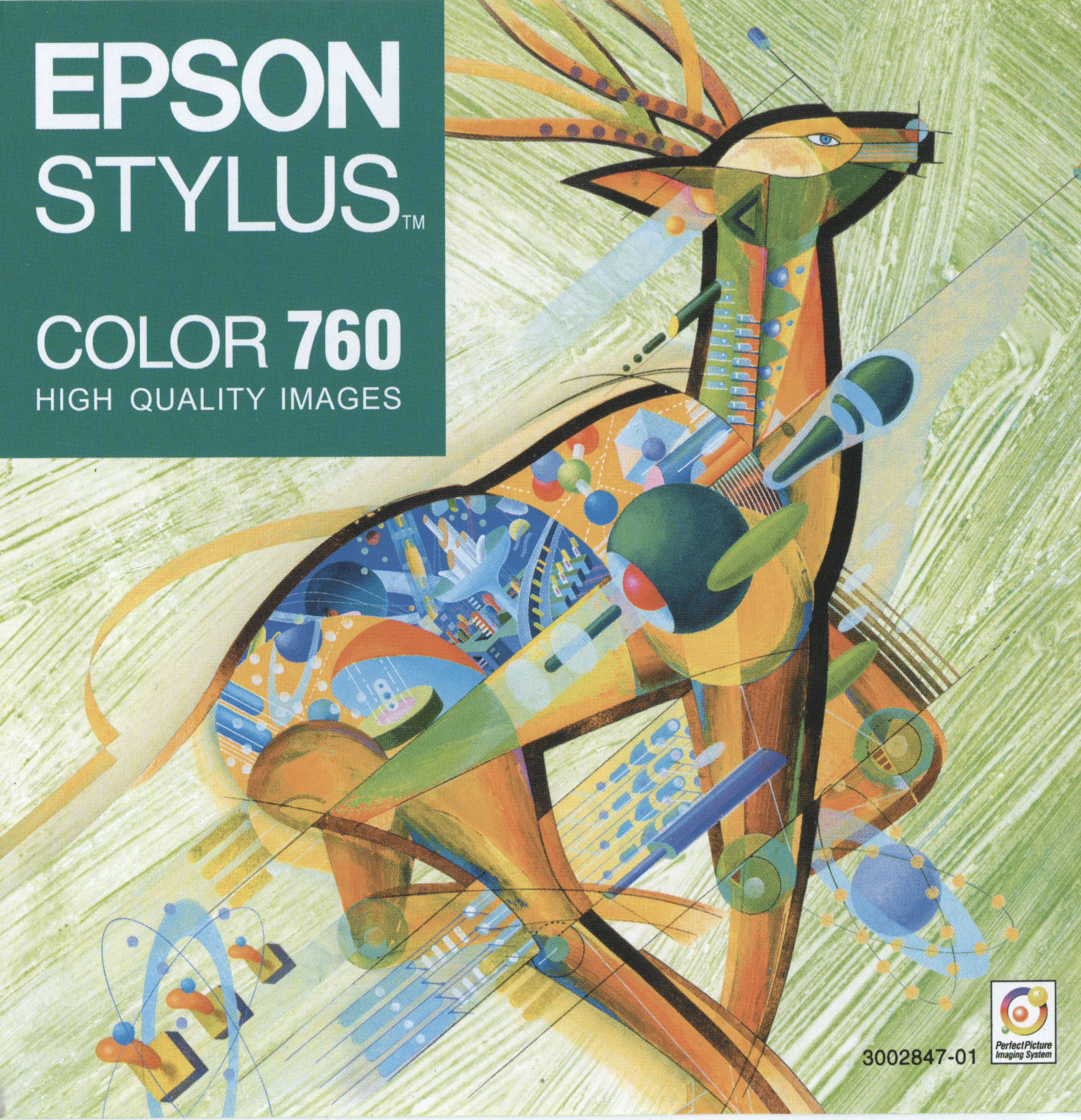 Epson Stylus Color 760 High Quality Images