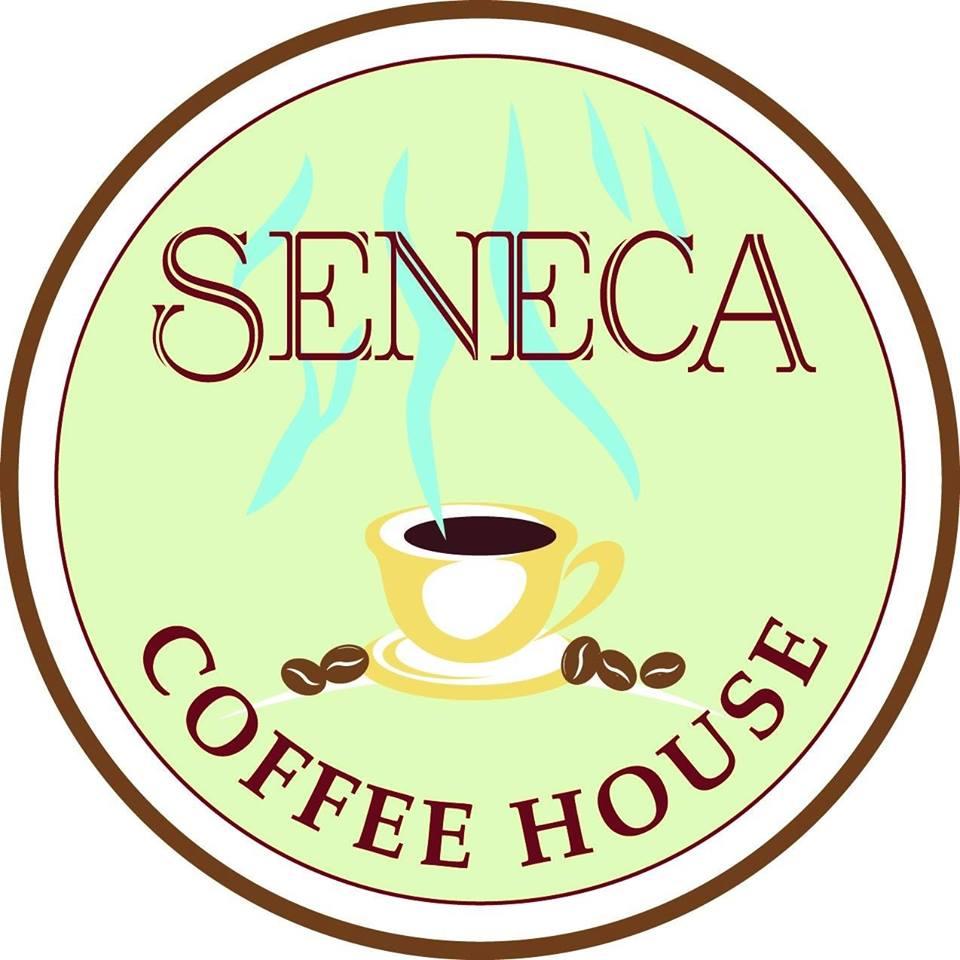 Seneca Coffee House ribbon cutting ceremony