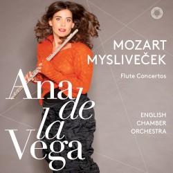 Ana de la Vega, English Chamber Orchestra - Flute Concerto in D major: II. Andante mezza voce
