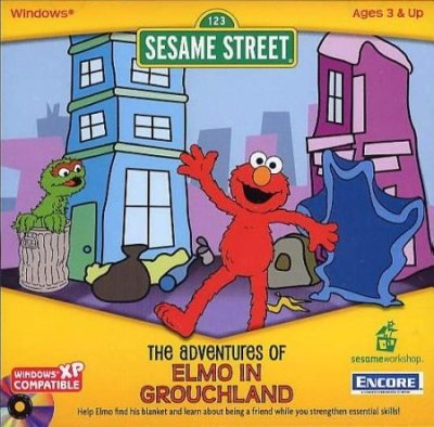 Sesame Street: The Adventures of Elmo in Grouchland (1999)