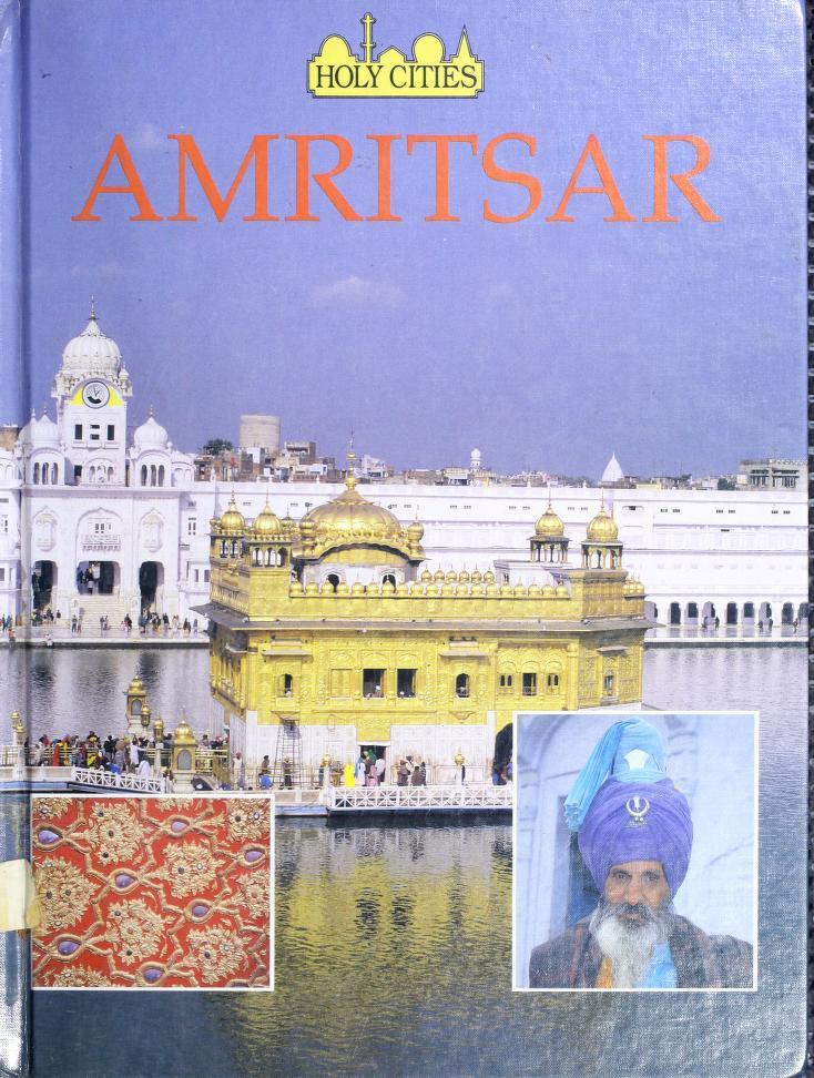 Amritsar by Beryl Dhanjal