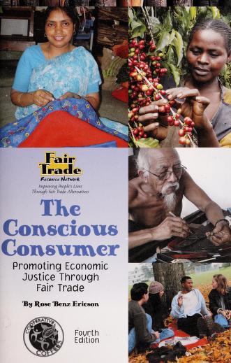 The Conscious Consumer by Rose Benz Ericson