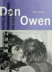 Cover of: Don Owen | Steve Gravestock