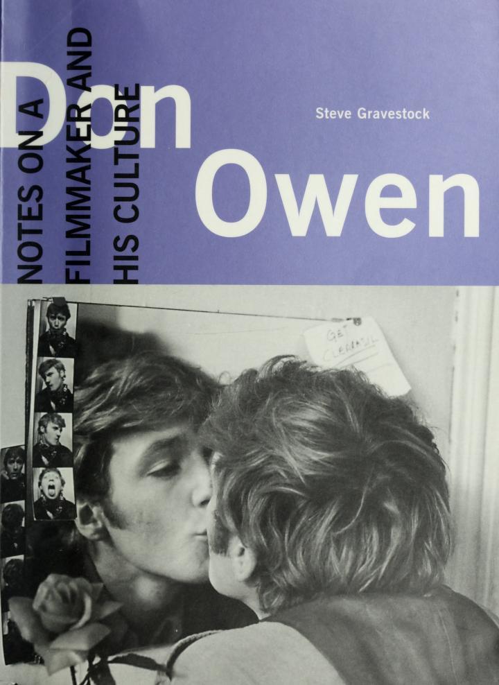 Don Owen by Steve Gravestock