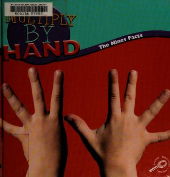Cover of: Multiply by Hand | Nancy Harris