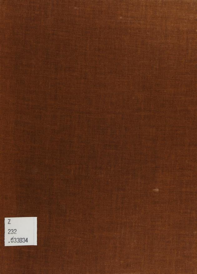 The Officina Bodoni by Barr, John